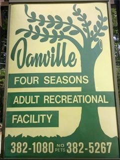 danville four seasons adult campground website