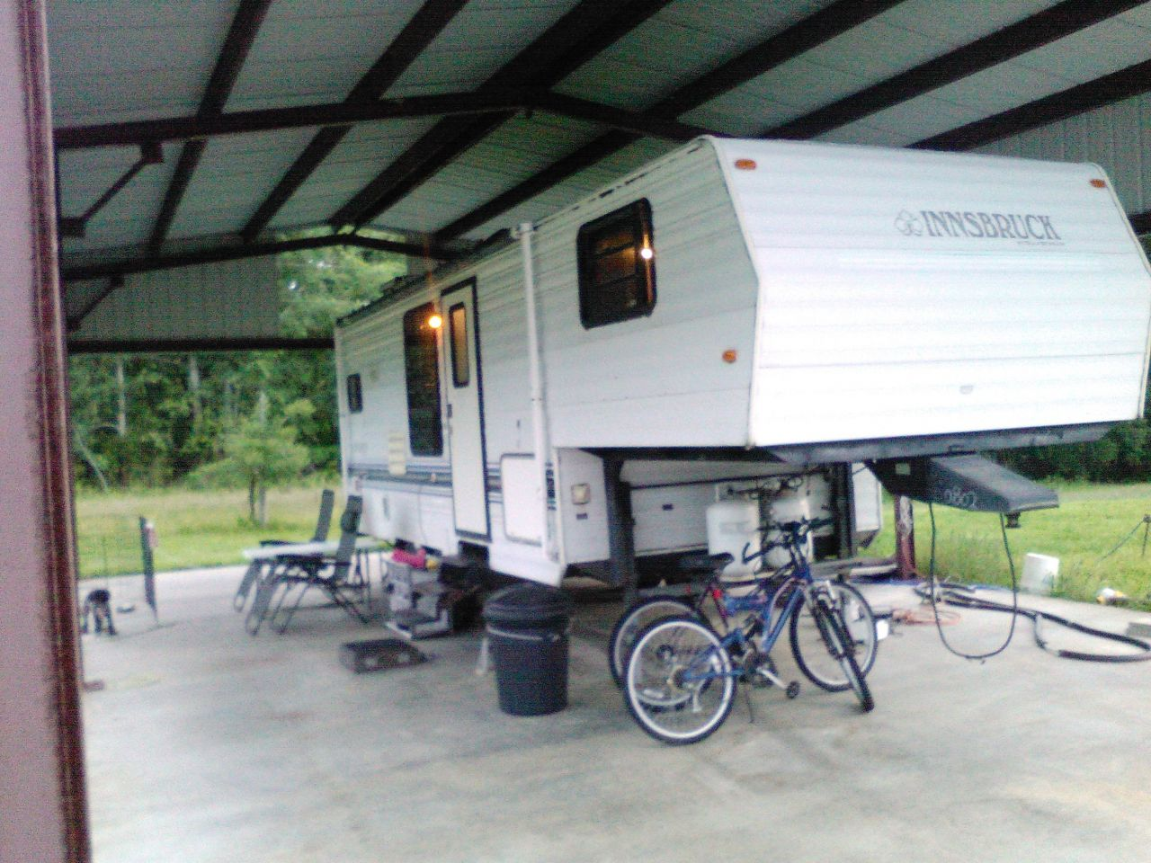 Rig Front - our home!!