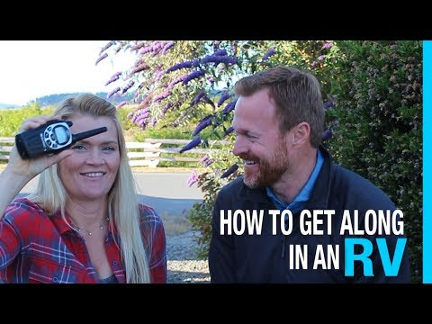 HOW TO GET ALONG IN AN RV ? SHUT UP! NO YOU SHUT UP! (RV LIVING)