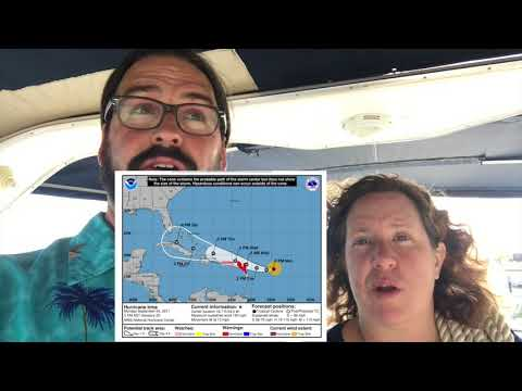 Hurricane Irma & The Keys & A Boat - Update: Escape by Land or Sea?