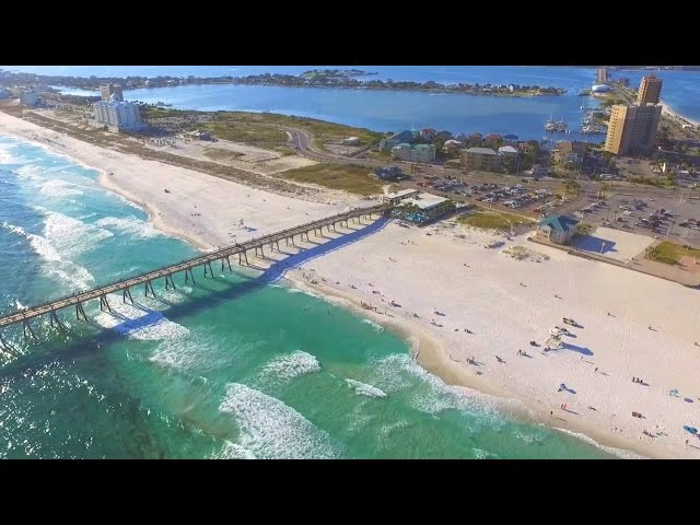 Welcome to Pensacola Beach & Gulf Islands National Seashore