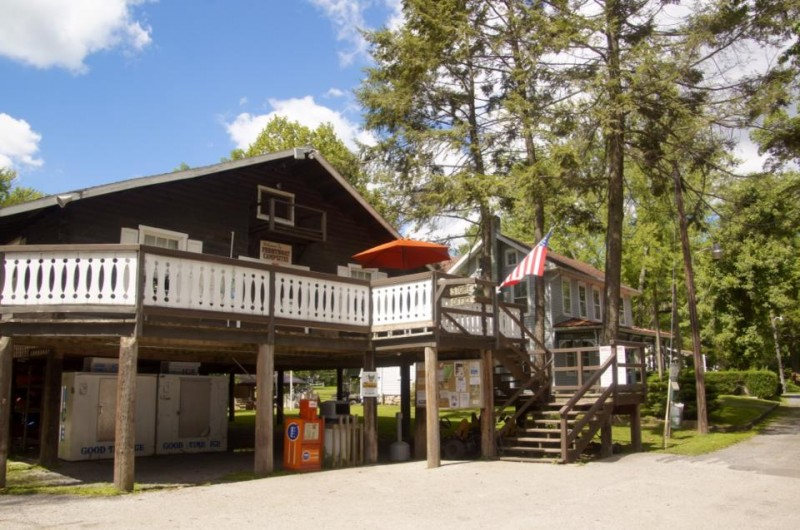 Ferryboat Campsites - Liverpool, PA - RV Parks