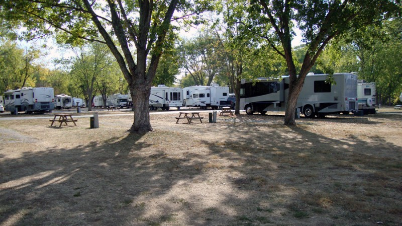 Elkhorn Campground - Frankfort, KY - RV Parks