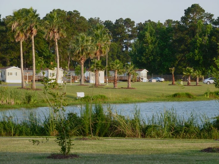 Red Shoes Rv Park At Coushatta Resort Kinder La Parks
