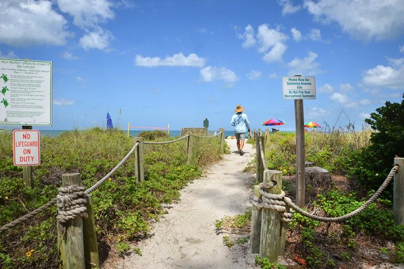 Turtle Beach Campground - Sarasota, FL - County / City Parks