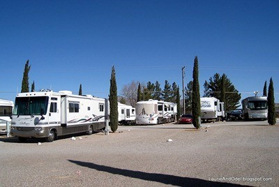 Turquoise Valley Golf & RV Park - Naco , AZ - RV Parks