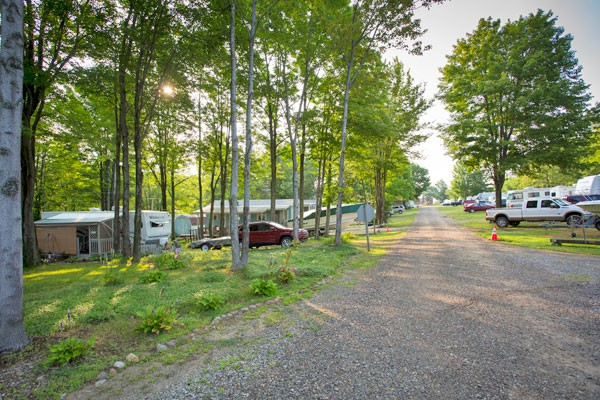 Bon Presque Isle Passage RV Park U0026 Cabin Rental   Erie, PA   RV Parks