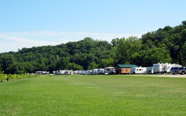 Eagle Cliff Campground & Lodging - Lanesboro, MN - RV Parks