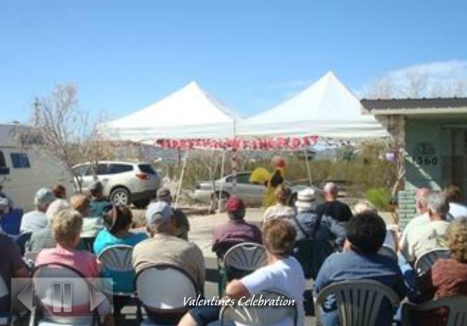 Tews Date Palm Rv Park - Quartzsite, AZ - RV Parks