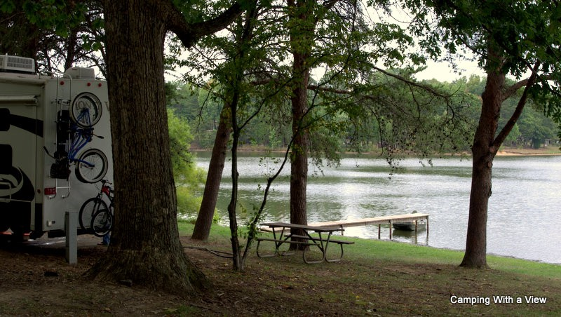 Oak Hollow Campground - High Point, NC - County / City Parks