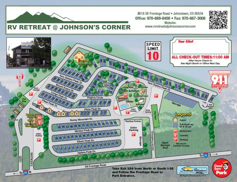 RV Retreat at Johnsons Corner - Loveland, CO - RV Parks
