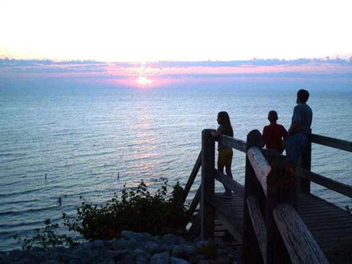 Orchard Beach State Park - Manistee, MI - Michigan State Parks