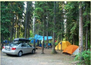 Tanana Valley Campground - Fairbanks, AK - RV Parks