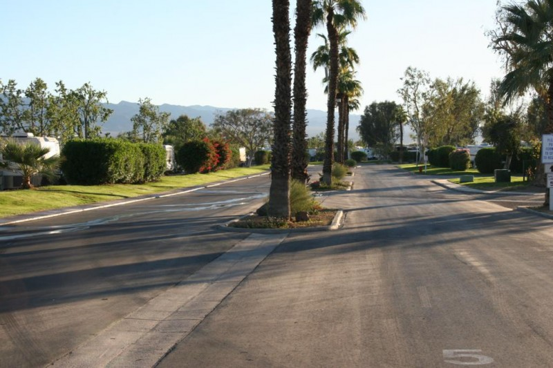 Indian Waters RV Resort - Indio, CA - RV Parks