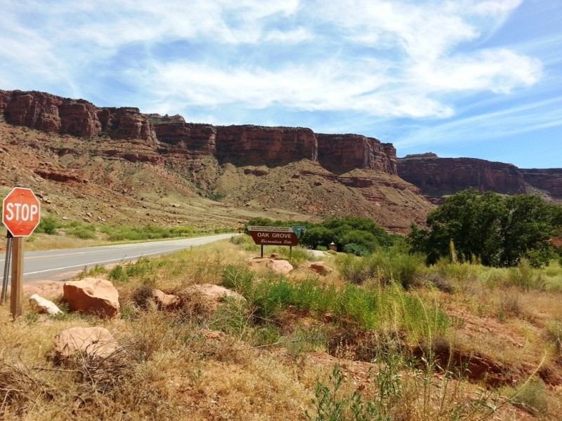 Oak Grove Campground - Moab, UT - RV Parks