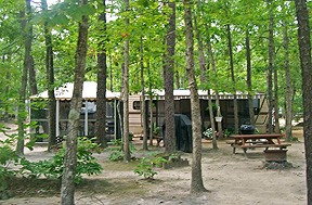 Pleasant Valley Campground  - Estell Manor, NJ - RV Parks