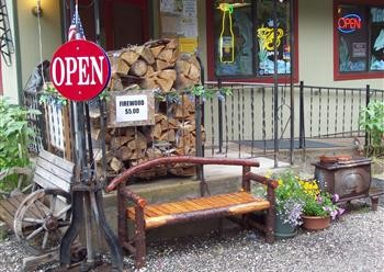 Caribou Crossroads Rv Park Cafe - Belden, CA - RV Parks