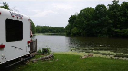 Indian Trail Campground - New London, OH - RV Parks