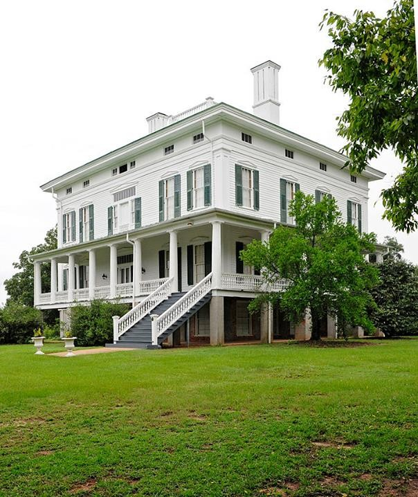 Redcliffe Plantation State Historic Site - Beech Island, SC - RV Parks