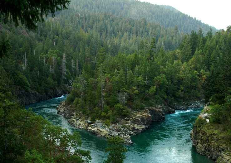 Six Rivers National Forest - Eureka, CA - National Parks