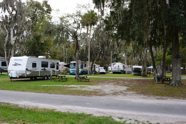 Nova Campground - Port Orange, FL - RV Parks