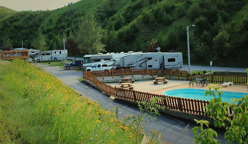 Whistlers Gulch Campground - Deadwood, SD - RV Parks