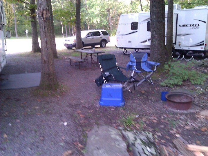 Boulder Woods Campground - Green Lane, PA - RV Parks