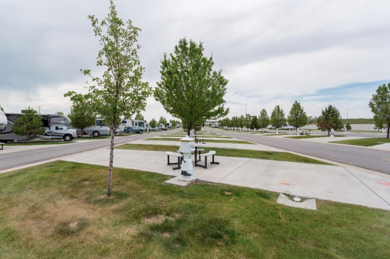 Pony Express RV Resort - North Salt Lake City, UT - RV Parks