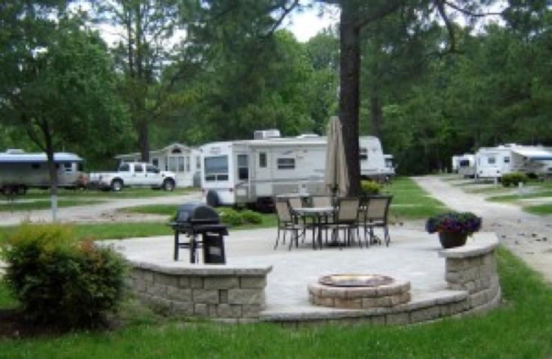 American Heritage RV Park - Williamsburg, VA - RV Parks