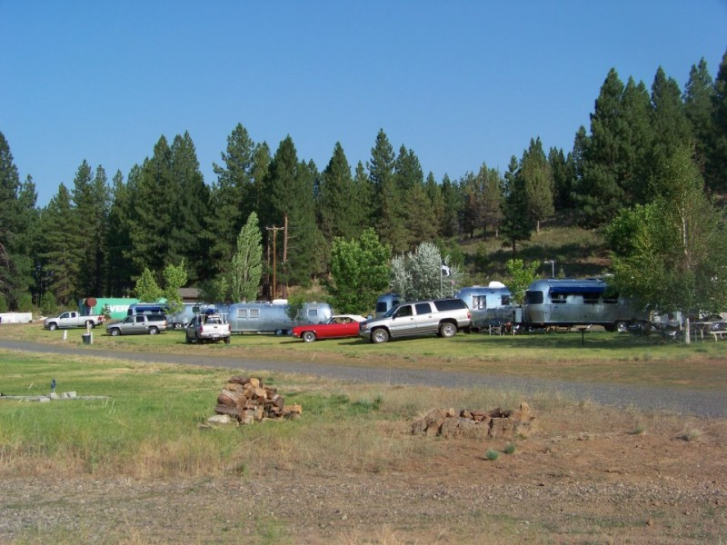Eagles Nest RV Park - Tulelake, CA - RV Parks