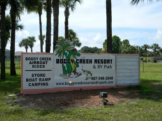 Boggy Creek Resort & RV - Kissimmee, FL - RV Parks