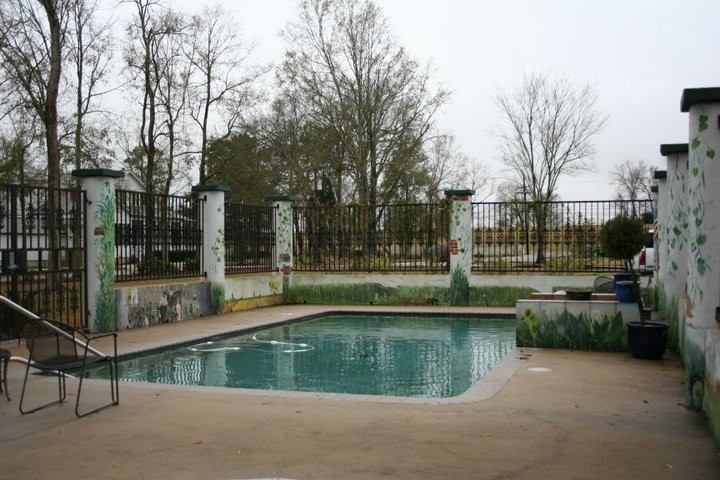 Poche Plantation RV Resort - Convent, LA - RV Parks