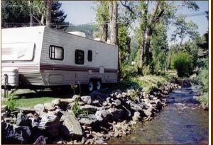 Cottonwood Rv Camp & Mobile Hm - Idaho Springs, CO - RV Parks