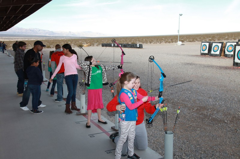 Clark County Shooting Complex - Las Vegas, NV - County / City Parks