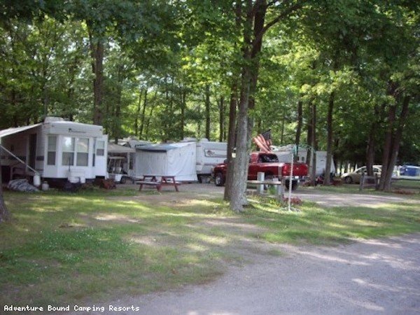 Adventure Bound Camping Resorts at Deer Run - Schaghticoke, NY - Adventure Bound Resorts