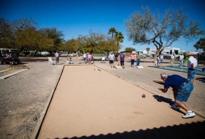 Foothills West RV Resort - Casa Grande, AZ - Encore Resorts