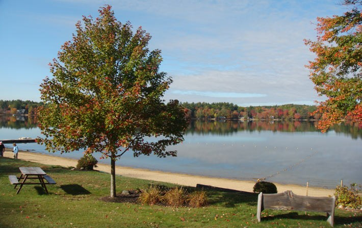 Silver Lake Park Campground Amp Cabins Belmont Nh Rv