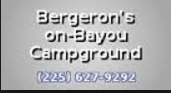 Bergeron's On-Bayou Campground - Jarreau, LA - RV Parks