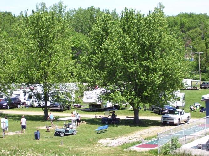 Hejamada Campground & RV Park - Port Byron, NY - RV Parks