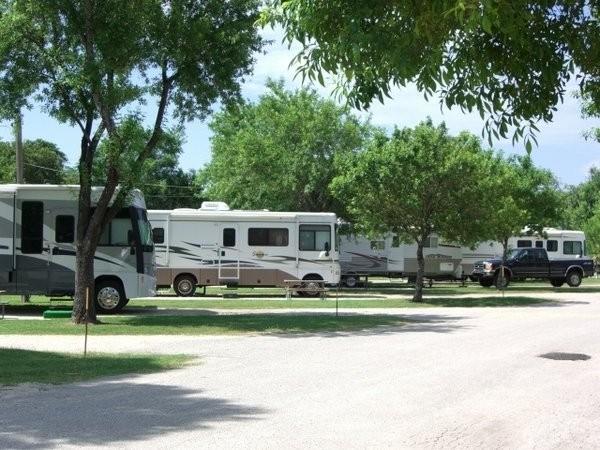 Travelers World R V Park San Antonio Tx Rv Parks