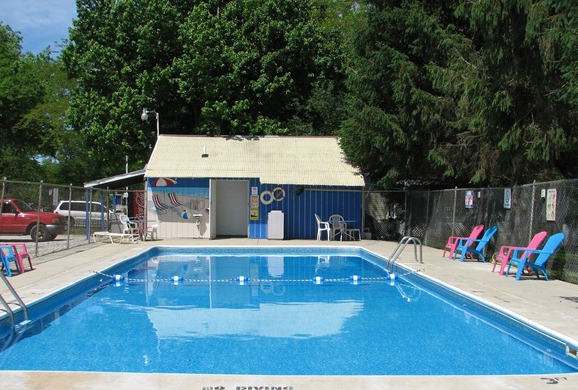 Hickory Hill Campground - Secor, IL - RV Parks