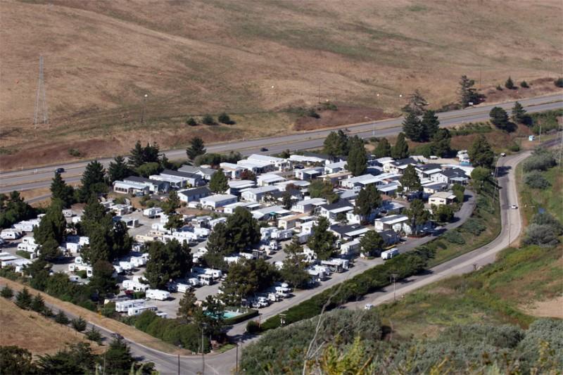 Bay Pines Travel Trailer Park - Morro Bay, CA - RV Parks