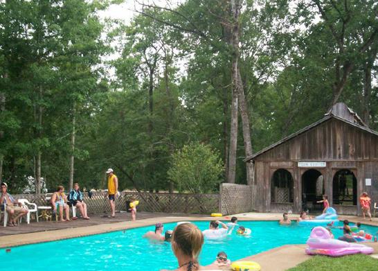 Hidden Springs Rv Resort Tylertown Ms Rv Parks