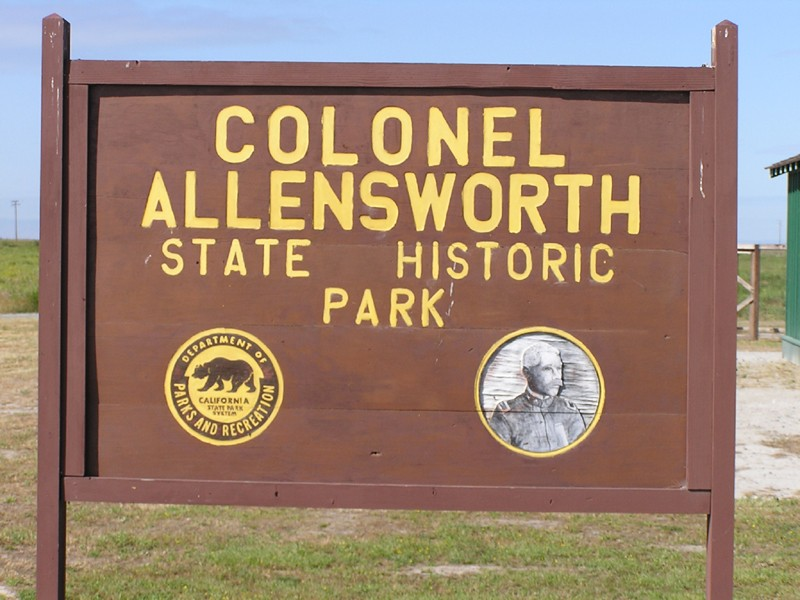 Colonel Allensworth State Historic Park - Earlimart, CA - California State Parks
