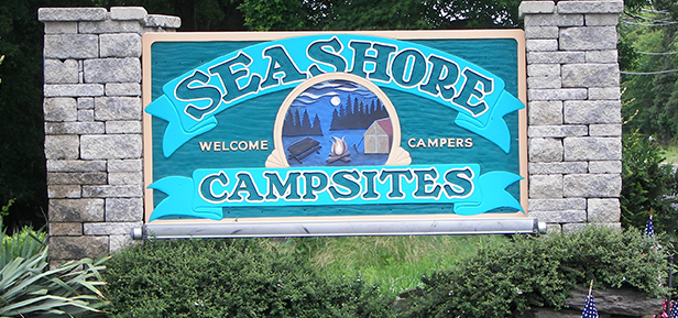 seashore campsites rv resort cape may nj sun resorts