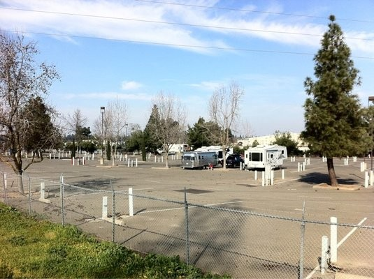 Cal Expo RV Park - Sacramento, CA - RV Parks