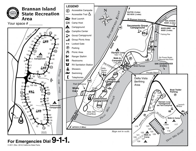 Brannan Island Rv Park