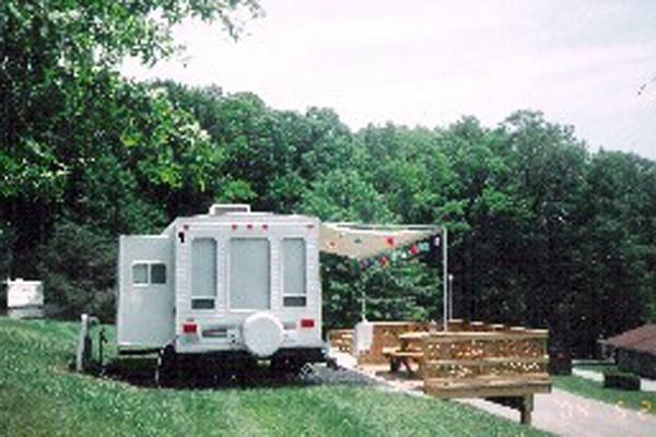 Merry Meadows Recreation Farm - Freeland, MD - RV Parks