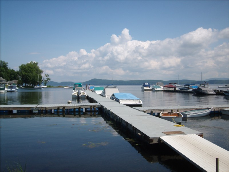 Apple Island Resort - South Hero, VT - RV Parks