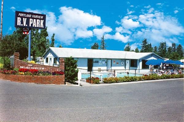 Portland Fairview RV Park - Fairview, OR - RV Parks